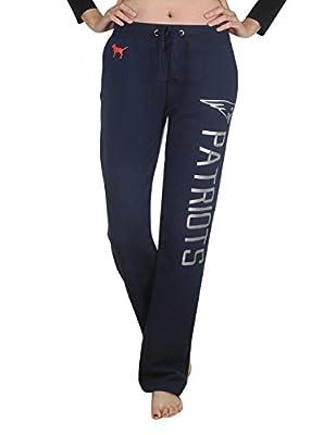 Pink Victoria's Secret Womens NEW ENGLAND PATRIOTS Pajama Pants