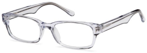 Clear Prescription Glasses Frames Rxable in Transparent - Online Frames Glasses
