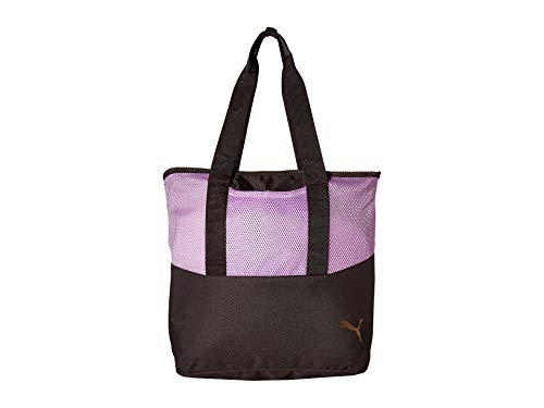 (PUMA Women's Evercat Revive Tote Brown/Pink One Size)