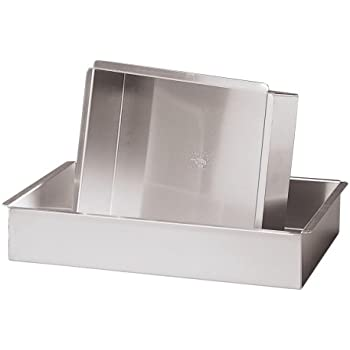"Parrish Magic Line Oblong Cake Pan 9"" x 13"" x 2"""