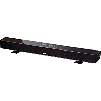 RCA RTS735E - 25W Home Theater Soundbar Speaker (Certified Refurbished)