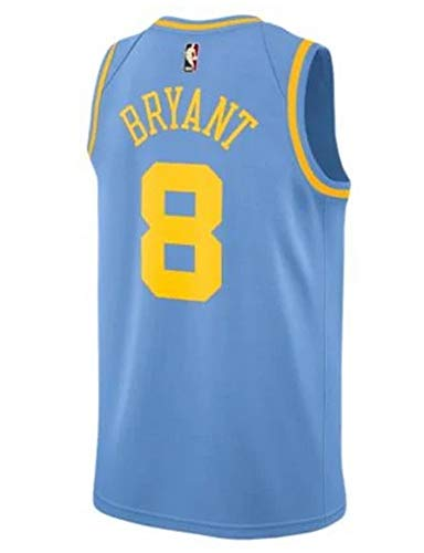 dd49e8bba Nike Men s Kobe Bryant Los Angeles Lakers NBA HWC Swingman Jersey - Valor  Blue 3XL