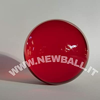 Esfera Contact Juggling 60 mm rojo, Magia, Body Contact ...