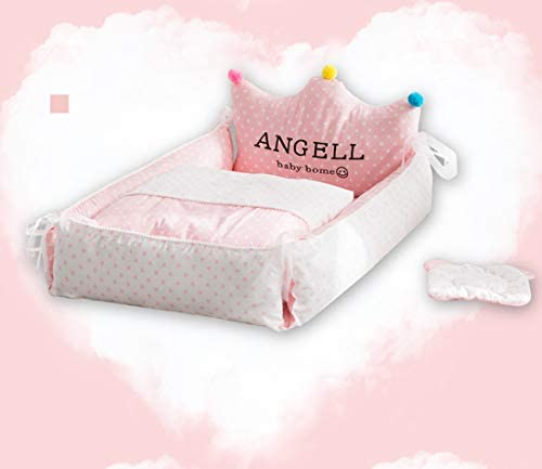 LWKBE Baby Lounger with Pillow