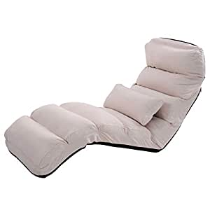Amazon.com: Giantex Silla plegable, sofá elegante ...