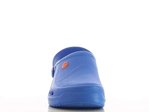 Ultraleicht Oxypas Sonic Arbeitsclogs Blau elektrisch