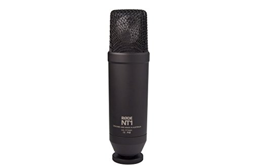 Rode NT1 Condenser Microphone Cardioid by Rode (Image #1)