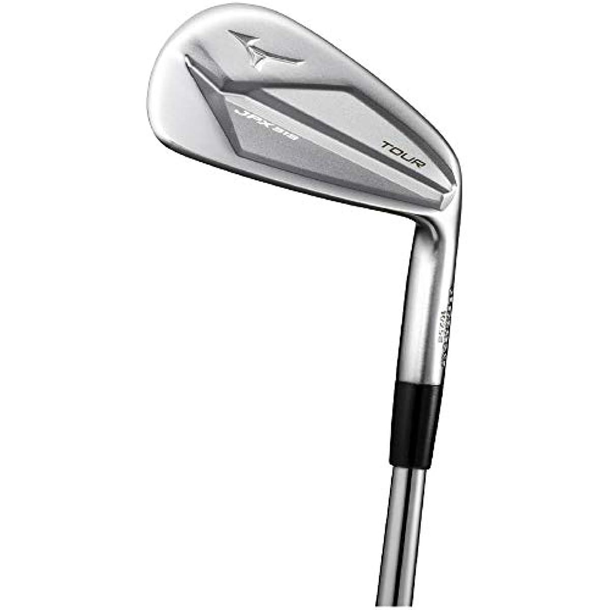 [해외] MIZUNO(미즈노) 골프 클럽 아이언6개조 JPX 919 투어 맨즈 오른손잡이용 MODUS3투어120 스틸 샤프트 번째/5-9I.PW 경도/S 5KJUS35106
