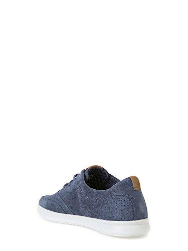 Walee Homme Geox Sneakers B Bleu Basses U vFBq5BH