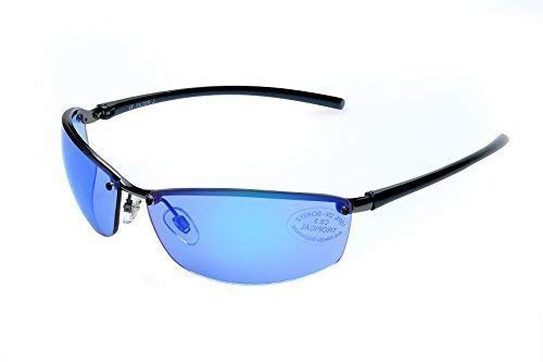 aab2f65dbda Image Unavailable. Image not available for. Colour  Neo Matrix Reloaded  Blue Edition Sunglasses