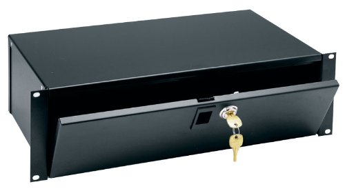LBX Series Lockbox Lockbox Height: 7'' H (4U spaces) by Middle Atlantic