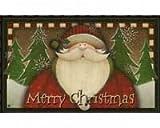 MatMates Merry Christmas Santa Doormat