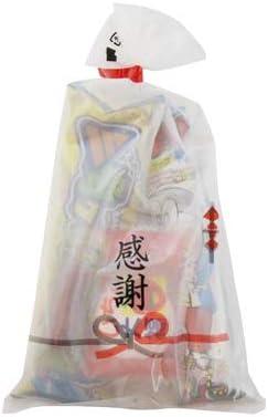 感謝袋 78円 お菓子袋詰め合わせ おかしのマーチ