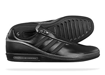 factory price 12e1b 25f85 real adidas originals porsche design sp1 mens trainers black size uk 7  6a5cb 91983