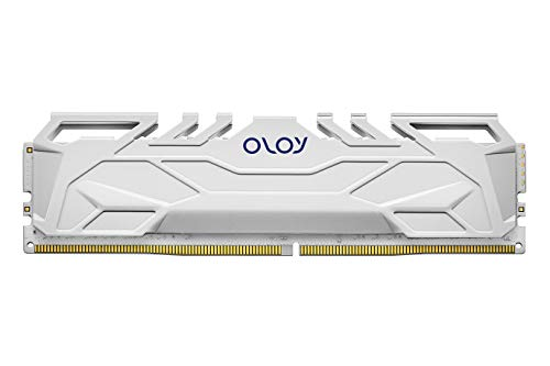 OLOy DDR4 RAM 16GB (1x16GB) 3000 MHz CL16 1.35V 288-Pin Desktop Gaming UDIMM (MD4U1630160BHWSA)
