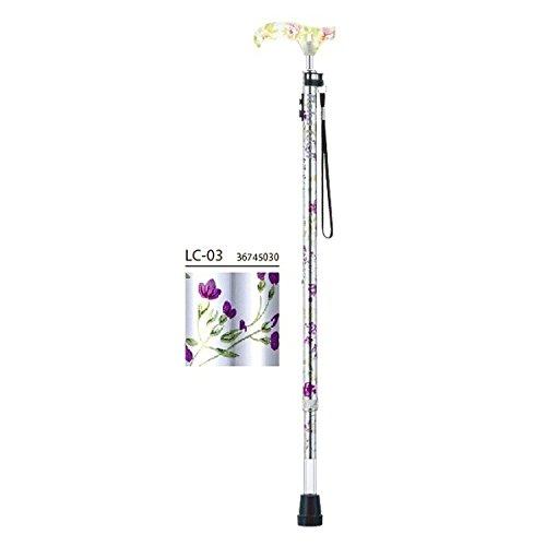 フランスベッド 光る杖 ライトケイン LC-03SG B01M7SZN8S