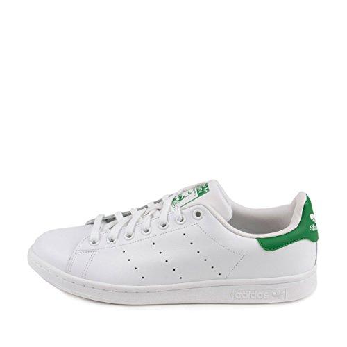 Nero Nuovo di Zecca Nike Sneaker UK 2 Monocromatico Bianco e Nero Skater
