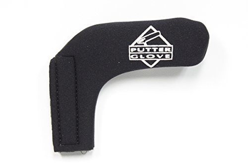 IRON GLOVES Blade Style Cover, Black