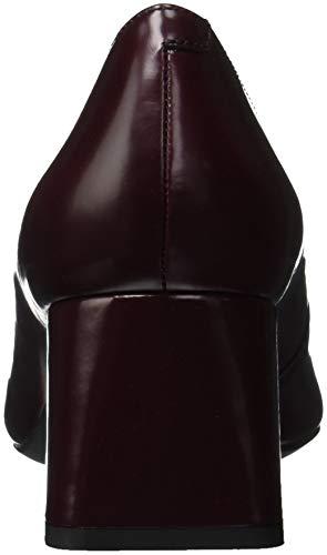 Burgundy Tacco Con D Scarpe Seylise A Mid C7357 Rosso Donna Geox dk CvYfqwf
