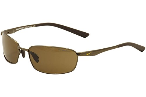 Nike Avid Wire Sunglasses (Walnut Frame, Brown - Nike Sunglass Case