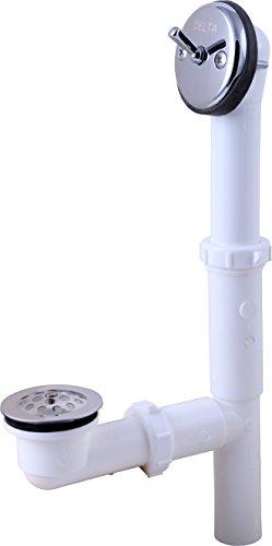 (Delta Faucet RP391 Bath Waste Assembly, Chrome)