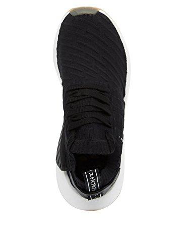Scarpe Da Ginnastica Adidas Mens Nmd R2 Primeknit In Vari Colori (nebos / Negbas / Negbas)