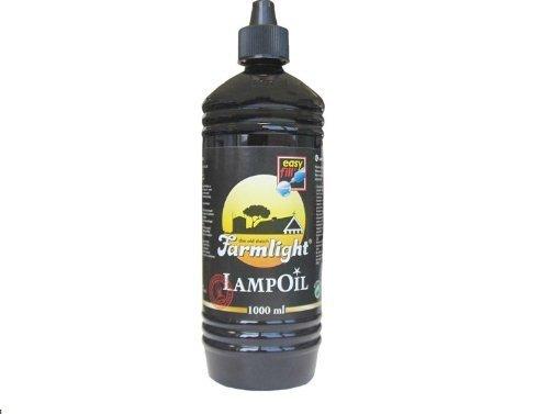 Farmlight - Lampada ad olio 1000 ml chiaro TÜV