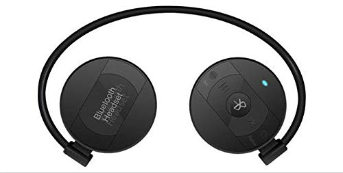MuDella Bluetooth Wireless Headphones   Bluetooth 4.1, Behind Ear Hi Fi Stereo Sweatproof Earphones.