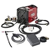 TIG Welder - Lincoln Electric POWER MIG 210 MP Multi-Process Welder TIG One-Pak - K4195-2