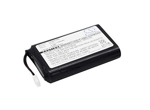 vintrons (TM) Bundle - 1600mAh Battery For O2 XDA Atom Life, XDA Quanta Apollo, + vintrons Coaster