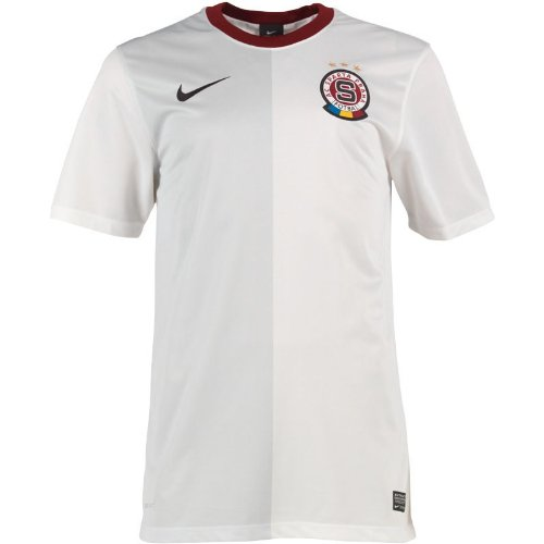 2013-14 Sparta Prague Away Nike Football Shirt by NIKE