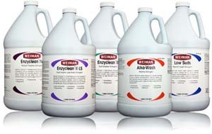 Detergent ENZYCLEAN IV Multiple Enzyme 4/1 gal./case, sold in 2 cases by Weiman®