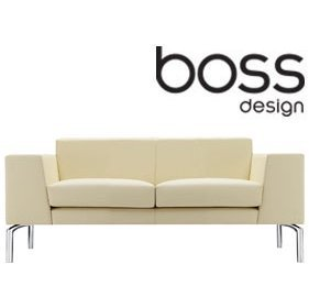 fast delivery shopping latest fashion Boss Design Layla Two Seater Sofa: Amazon.co.uk: Office Products