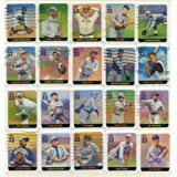 (USA Postage Stamps: Legends of Baseball. Complete Used Set. Free Shipping.)