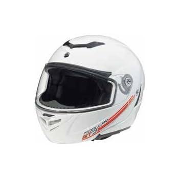 Can Am BRP Modular Motorcycle Helmet GT2 White NIB SAVE$$$