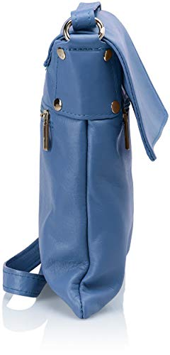 Jeans blue Shoppers Borse Y Chicca Azul Hombro Bolsos Mujer Cbc7716tar De Avw4cOUq