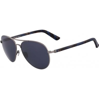 Calvin Klein Collection CK7377S-033 Gunmetal CK7377S Sunglasses