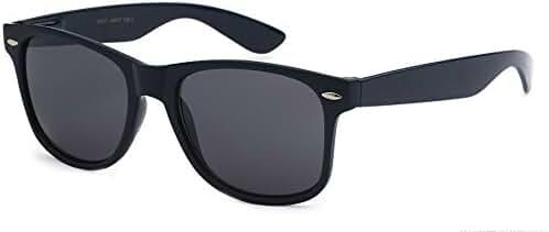 5Zero1 80's Classic Vintage Retro Wayfarer Fashion Korean Style Fun Pattern Sunglasses