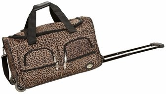 Rockland Luggage Voyage 2 30in. Rolling Duffel