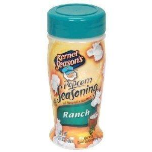 Kernal Kernel Season's Popcorn Seasoning, Ranch 2.7 OZ (Pack of 18)