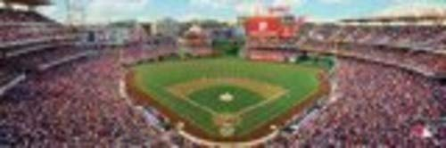 (MasterPieces MLB Washington Nationals Stadium Panoramic Jigsaw Puzzle, 1000-Piece)