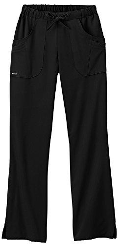 - Jockey Women's Scrubs Extreme Comfy Scrub Pant, Black, XLT