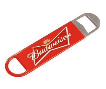 Budweiser Bowtie Bartenders Paddle Bottle