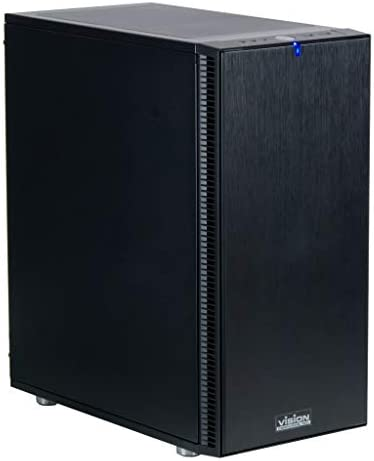 VCI Vulcan 3070 Gaming PC, Intel Core i9-10850K, 64GB RAM, 1TB M.2 NVMe SSD + 1TB 7200rpm HDD, GeForce RTX 3070 8GB, Windows 10 Pro, Gaming Desktop Computer
