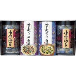 【まとめ 10セット】 東海のり お茶漬海苔味付海苔詰合せ B3056066 B4056564 B07KNSX621