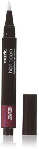 Avon Mark High Gleam Shimmering Lip Gloss, Violet Vibe