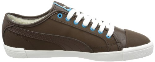 Puma 01 Winter Wns Brown-white Sneaker 355443 Braun Elki Damen chocolate Swan
