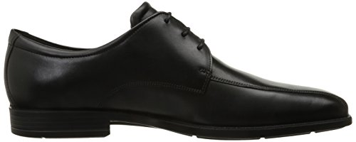 Ecco Edinburgh, Derby Homme Noir (Black01001)