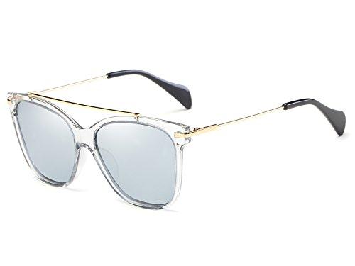 Bevi Men Aviator Sunglasses Polarized Women - UV 400 - Sunglasses Tiffany Aviator Gold