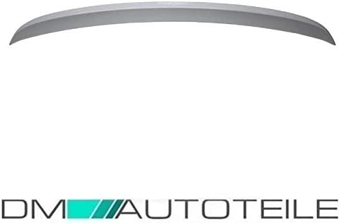 DM Autoteile Heckspoiler Sport-Performance Kofferraumspoiler passend f/ür E60 Hecklippe+3M